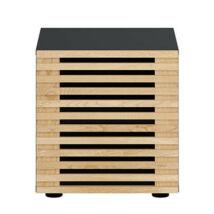 MOKO TV szekrény Fekete