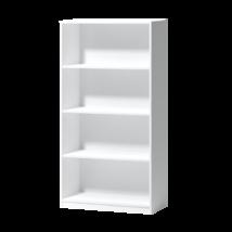 Tatris könyvespolc fehér