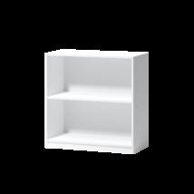 Tatris 80 cm könyvespolc fehér