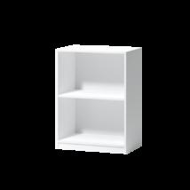 Tatris 60 cm könyvespolc fehér