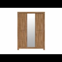 GERMAN szekrény 2 ajtóval, 1 tükörrel