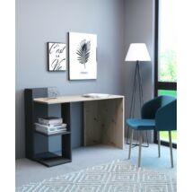 PACO 1 íróasztal Artisan tölgy / antracit