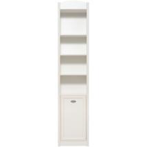 SALERNO könyvespolc 1 ajtóval (jobbos)