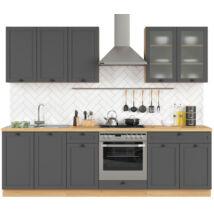 Grafit Semi Line III 260 konyha sütős szekrénnyel