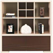 CLEVER Könyves szekrény
