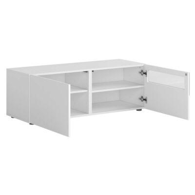 Modai TV szekrény Fehér