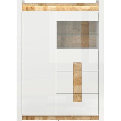 ALAMEDA szekrény 2 ajtóval és 2 fiókkal