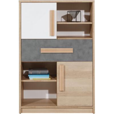 AYGO szekrény 2 ajtóval és 1 fiókkal