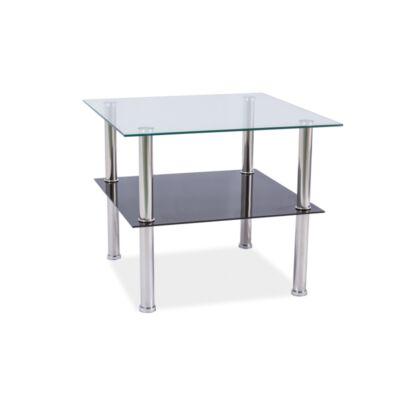 Tessa60x60 dohányzóasztal