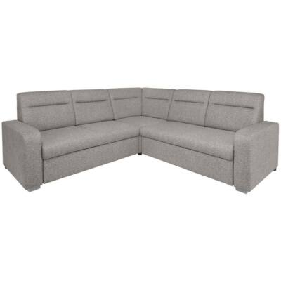 BORA Sarok kanapé szürke