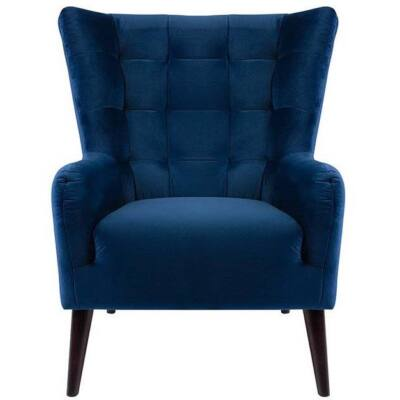 CASEY fotel kék