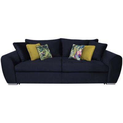 GASPAR kanapé sötétkék