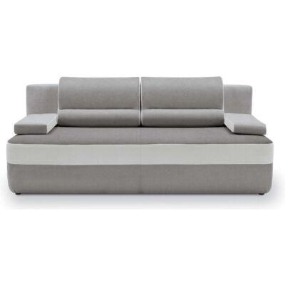 JUNO III LUX kanapé Világos szürke