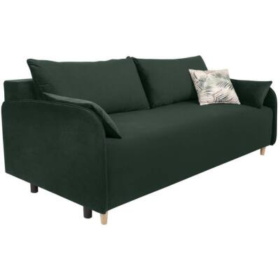 LAJONA kanapé zöld