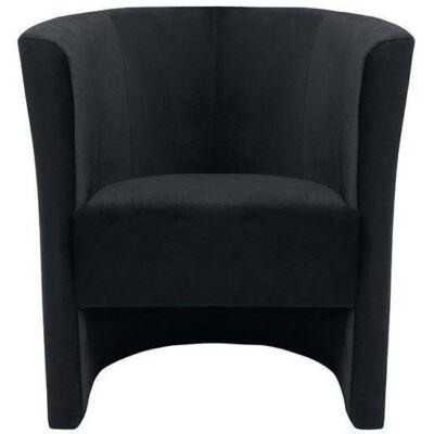 Maks fotel fekete
