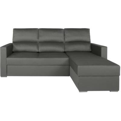 MORANT Sarok kanapé szürke