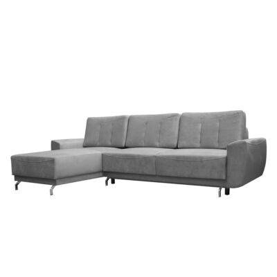 Massimo L alakú kanapé szürke
