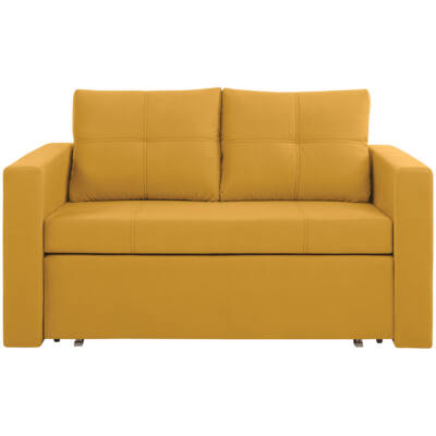 Bunio III kanapé, okker