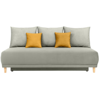 Rina Lux kanapé, szürke