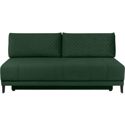 Sentila Lux kanapé, zöld