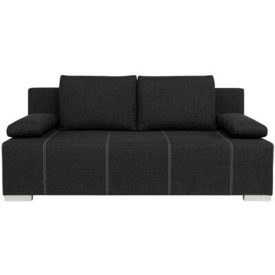 Street IV Lux kanapé, fekete
