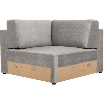 VOUGE kanapé eleme, szürke