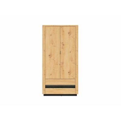 OSTIA akasztós szekrény 2 ajtóval és 2 fiókkal
