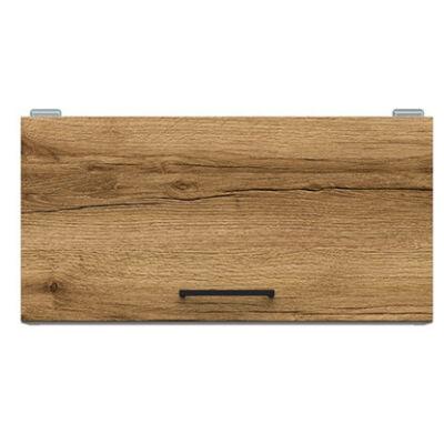 JUNONA LINE elszívós felső szekrény 60 cm világos delano tölgy