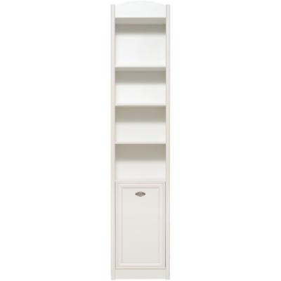 SALERNO könyvespolc 1 ajtóval (balos)