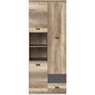 MALCOLM magas szekrény