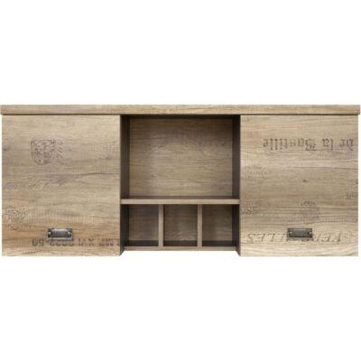 MALCOLM fali szekrény