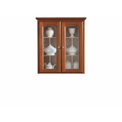 BAWARIA rátét szekrény gesztenye/olasz dió színben