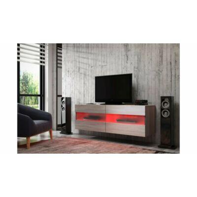 Rita TV állvány Sonoma világos