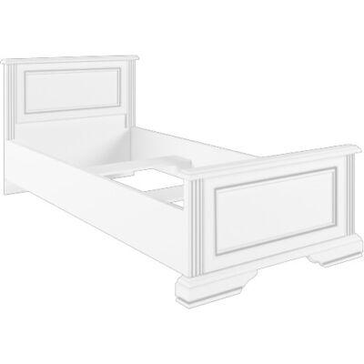 WHITE ágy 90