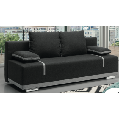 VITO kanapé sötétszürke