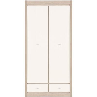 AXEL akasztós szekrény 2 ajtóval 2 fiókkal