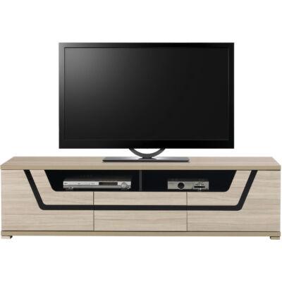 TES TV szekrény Szilfa