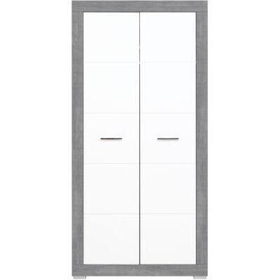 TWIN Akasztós szekrény
