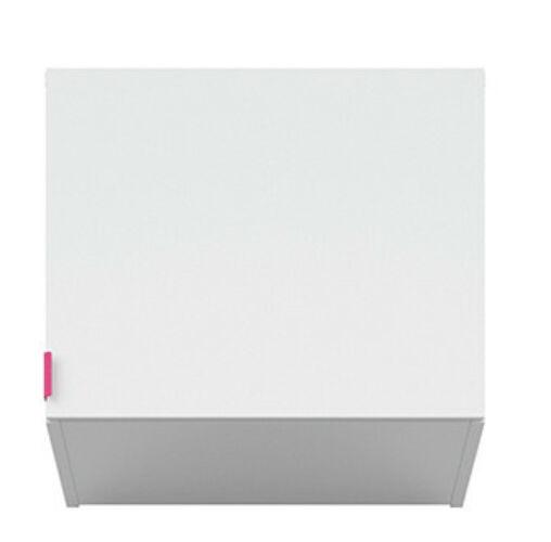 Princeton Faliszekrény  rózsaszín