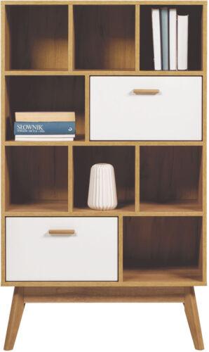 NORDIC  Könyves szekrény